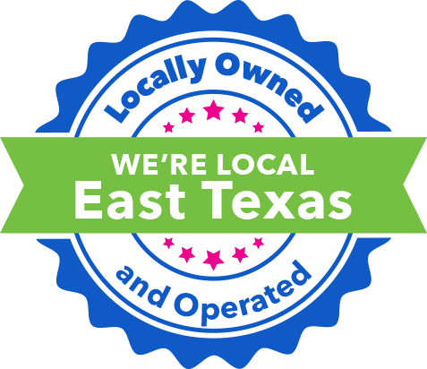Locally Owned and Operated in East Texas